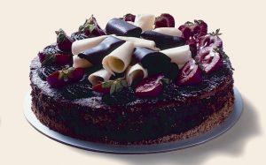 Gluten Free Bon Vivant Cake Delivery Sydney
