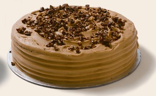 Caramel Mud Cake Delivery Sydney