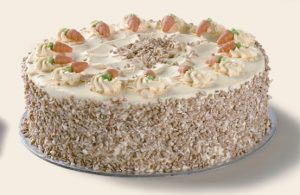 Carrot Cake Delivery Sydney