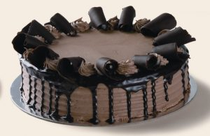 Chocolate Prince Fudge Cake