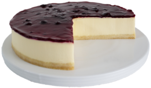 Gluten Free Blueberry Cheesecake Delivery Sydney