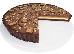 Mars Bar Tart Cake Delivery Sydney