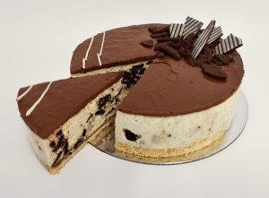 Oreo Nutella Cheesecake