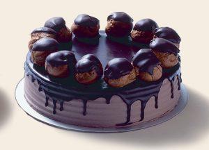 Chocolate Profiterole Cake Delivery Sydney