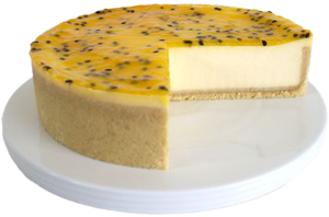 Passionfruit Cheesecake Delivery Sydney