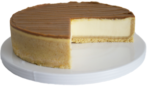 Salted Caramel Cheesecake Delivery Sydney