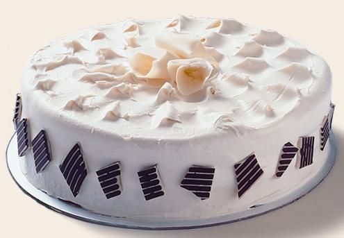 White Chocolate Mud Cake Delivery Sydney